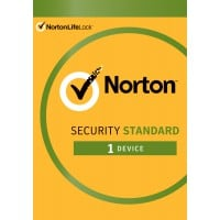 Internet Security: Norton Security Standard | 1-Device | 1-Year | 2021 - Antivirus Included - Windows | Mac | Android | iOS