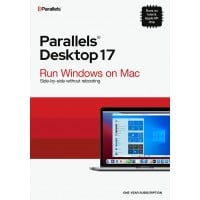 Windows on your Mac: Parallels Desktop 17 for Mac | 1 year | Home Use | 1 installation