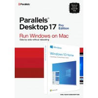 Windows on your Mac: Parallels Desktop 17 for Mac | 1Year | 1 installation + Windows 10 Home (N)