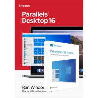 Parallels Desktop 16 per Mac | Acquisto una tantum | 1 installazione + Windows 10 Home (N)