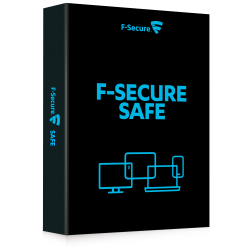 Total Security: F-Secure SAFE 1-Device 1year