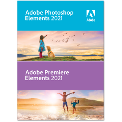 Multimedia: Adobe Photoshop + Premiere Elements 2021 | Windows | Multilanguage