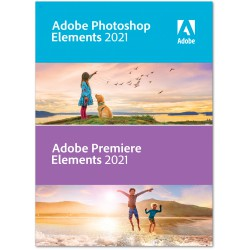 Fotobearbeitung: Adobe Photoshop + Premiere Elements 2021 |  Mac | Mehrsprachig