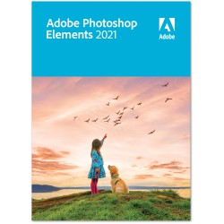 Fotobearbeitung: Adobe Photoshop Elements 2021 |  Windows |  Mehrsprachig