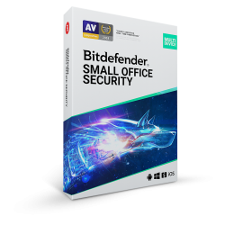 Bitdefender Small Office Security | 10Devices| 1Year