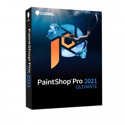 Fotobearbeitung: Corel PaintShop Pro 2021 Ultimate Multi Language
