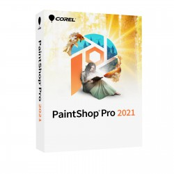 Multimedia: Corel PaintShop Pro 2021 Standard