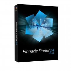 Multimedia: Corel Pinnacle Studio 24 Plus