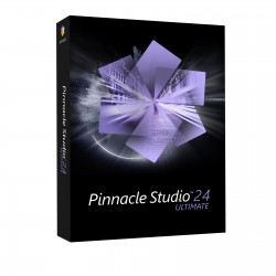 Video editing: Corel Pinnacle Studio 24 Ultimate