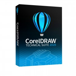 Fotobearbeitung: CorelDRAW Technical Suite 2020 - Windows