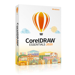 Fotobearbeitung: CorelDraw Essentials 2020 - Windows