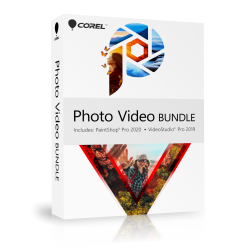 Video editing: Corel Photo Video Suite bundle 2020