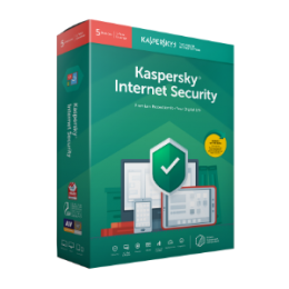 Kaspersky Internet Security 1dispositivo 1anno 2021