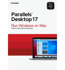 Parallels Desktop 17 for Mac | One-time purchase | Home use | 1 installation