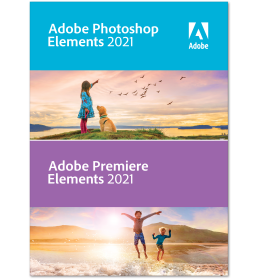 Adobe Photoshop + Premiere Elements 2021 | Windows | Mehrsprachig