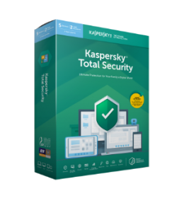 Kaspersky Total Security 2021 1Device 1year