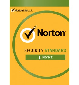 Norton Security Standard | 1-Device | 1-Year | 2021 - Antivirus Included - Windows | Mac | Android | iOS