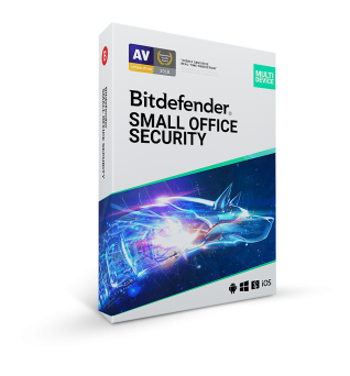 Business antivirus: Bitdefender Small Office Security | 20Devices| 1Year