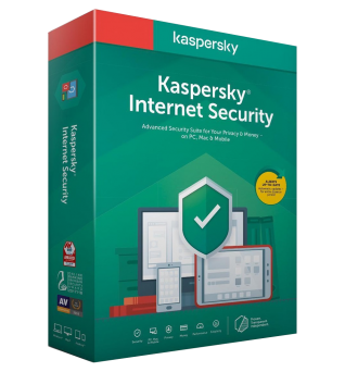 Cheapest Antivirus top 3: Kaspersky Internet Security 3Devices 1year