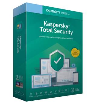 Kaspersky Total Security 3 Devices 1 year