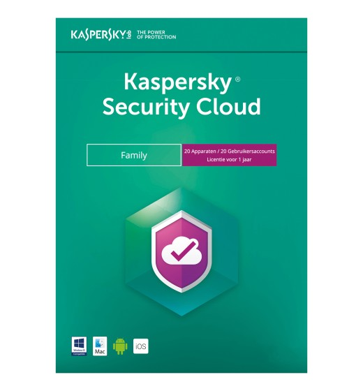 Kaspersky Total Security 2021 3Devices 1year